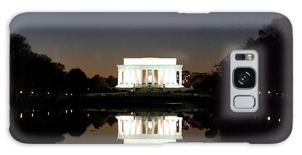 Lincoln Memorial Galaxy S8 Case - Lincoln Memorial by Mike Baltzgar
