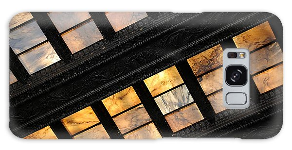 Lincoln Memorial Stained Glass Galaxy Case