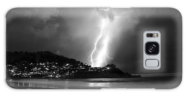 Linda Mar Lightning Galaxy Case