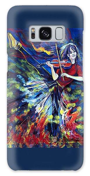 Lindsey Stirling. Dancing Violinist Galaxy Case