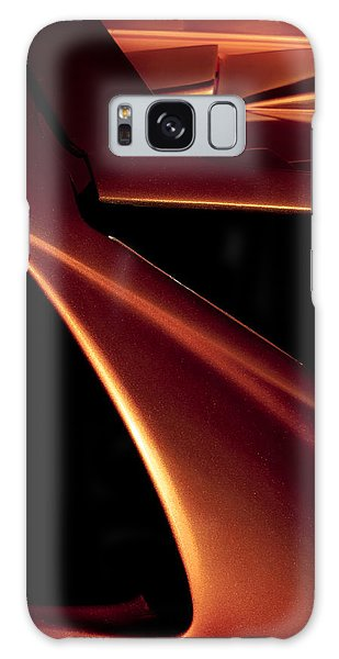 Lines Of Lamborghini - Abstract Auto Art Galaxy Case by Steven Milner