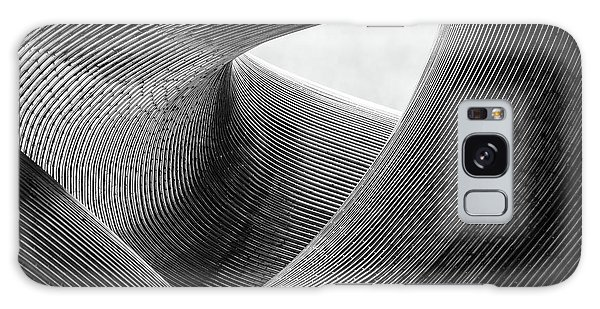 Berlin Galaxy S8 Case - Lines by Peter Pfeiffer