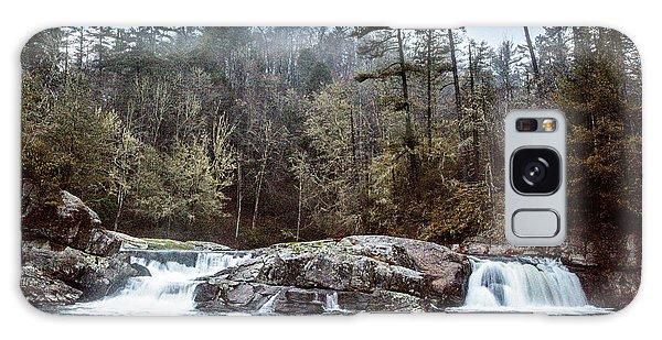 Linville Upper Falls Galaxy Case