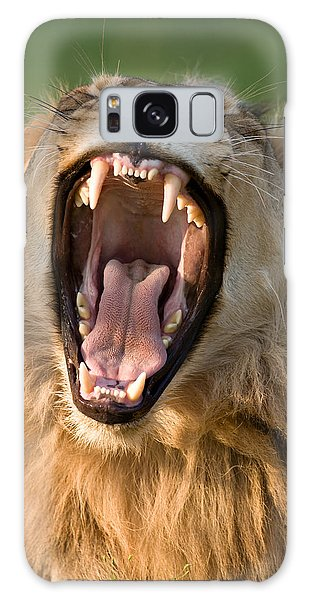 Lion Galaxy S8 Case