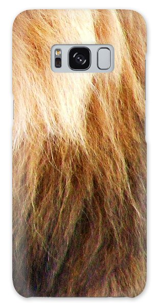Lion Mane Galaxy Case by Cleaster Cotton