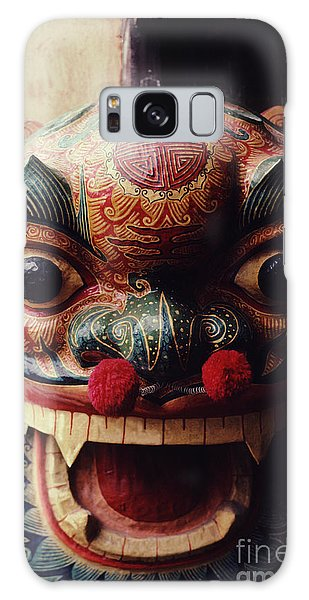 Lion Mask For Chinese New Year Galaxy Case