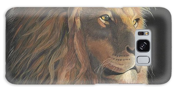 Lion Of Judah Galaxy Case