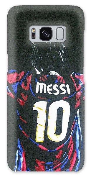 Lionel Messi - Barcelona Fc Galaxy Case