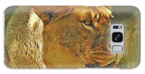 Lioness 2012 Galaxy Case