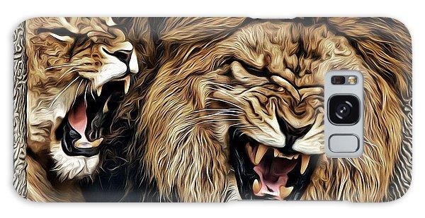 Lions Galaxy Case