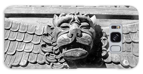 Lions Head Galaxy Case by Carsten Reisinger