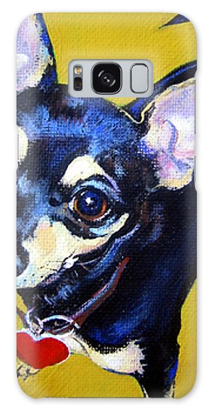 Little Bitty Chihuahua Galaxy Case