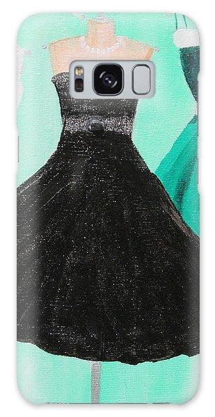 Little Black Dress Galaxy Case