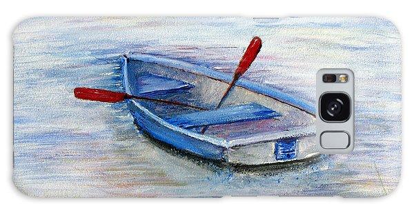 Little Boat Galaxy Case