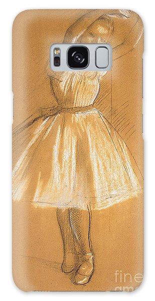 Ballerina Galaxy Case - Little Dancer by Edgar Degas