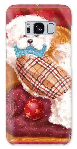 Little Dogs - Bichon Frise Galaxy Case