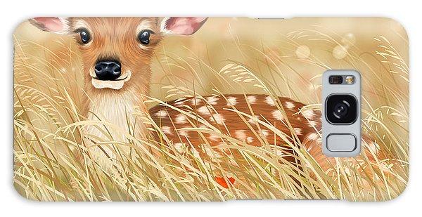 Deer Galaxy Case - Little Fawn by Veronica Minozzi