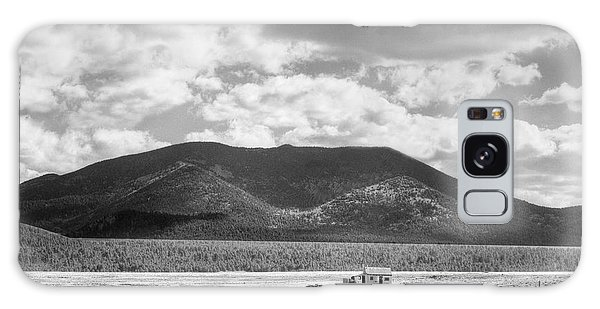 Little House On The Prairie Galaxy Case by Dave Beckerman