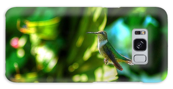 Little Humming Bird Galaxy Case by Ed Roberts