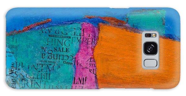 Little Landscape Galaxy Case by Catherine Redmayne