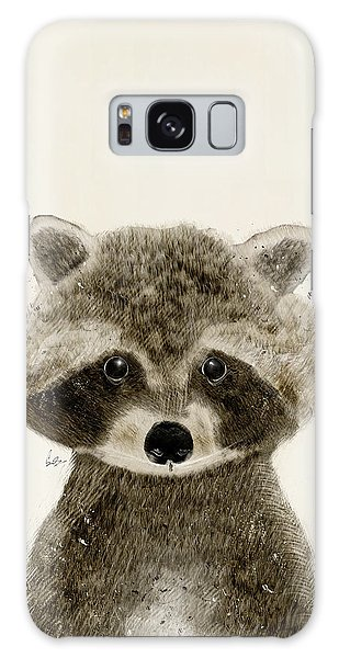 Little Raccoon Galaxy Case