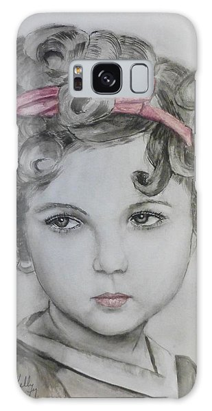 Little Shirley Temple Galaxy Case