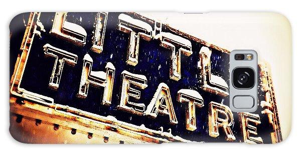 Little Theatre Retro Galaxy Case