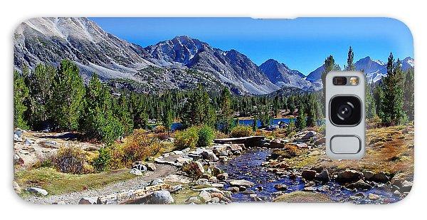 Little Valley Trail John Muir Wilderness Galaxy Case