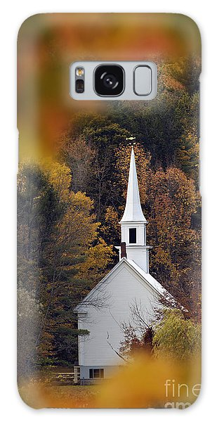 Little White Church - D007297 Galaxy Case