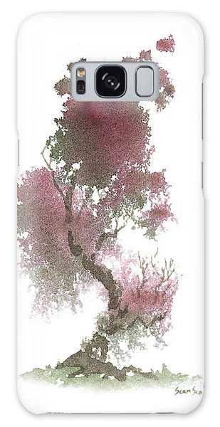 Little Zen Tree 1117 Galaxy Case