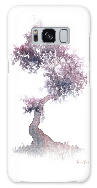 Little Zen Tree 1508 Galaxy Case