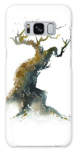 Little Zen Tree 1582 Galaxy Case