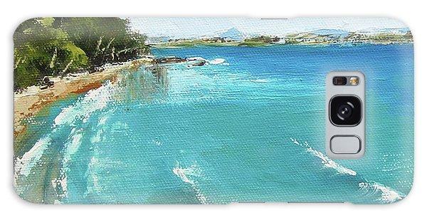 Litttle Cove Beach Noosa Heads Queensland Australia Galaxy Case
