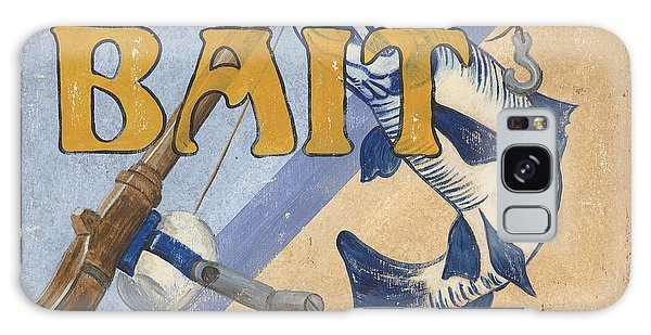 Live Bait Galaxy Case