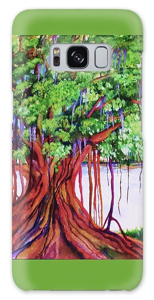 Living Banyan Tree Galaxy Case
