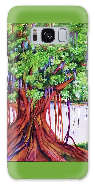 Living Banyan Tree Galaxy Case