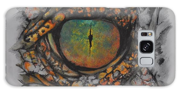 Lizards Eye Galaxy Case