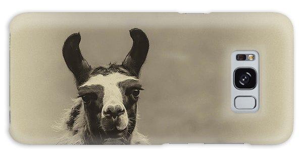 Llama   Galaxy Case