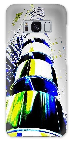 Lloyd's Building London Art Galaxy Case