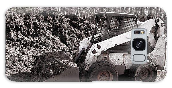 Excavator Galaxy Case - Loader  by Olivier Le Queinec