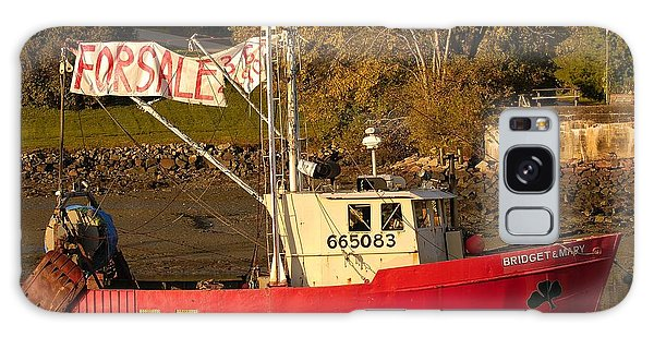 Lobster Boat For Sale Galaxy Case