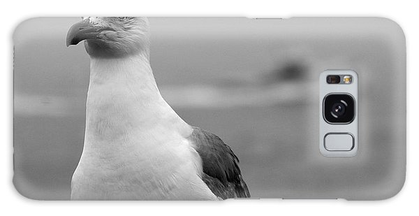 Lobster Boat Gull Galaxy Case