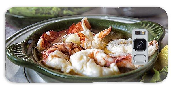 Lobster Saute Galaxy Case by John Hoey
