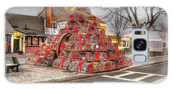 Lobstermans Holiday Galaxy Case by John Nielsen