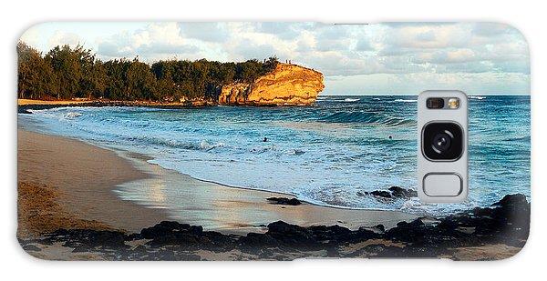 Local Surf Spot Kauai Galaxy Case