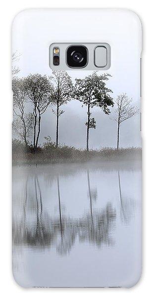 Loch Ard Trees In The Mist Galaxy Case