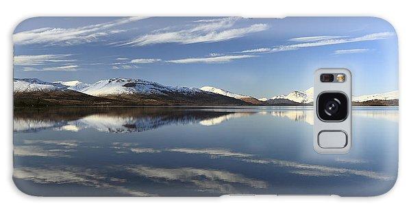 Loch Lomond Reflection Galaxy Case