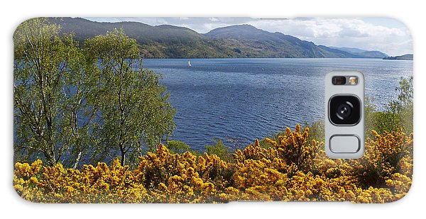 Galaxy Case - Loch Ness - Springtime by Phil Banks