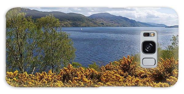 Loch Ness - Springtime Galaxy Case