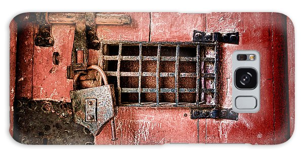 Dungeon Galaxy Case - Locked Up by Olivier Le Queinec